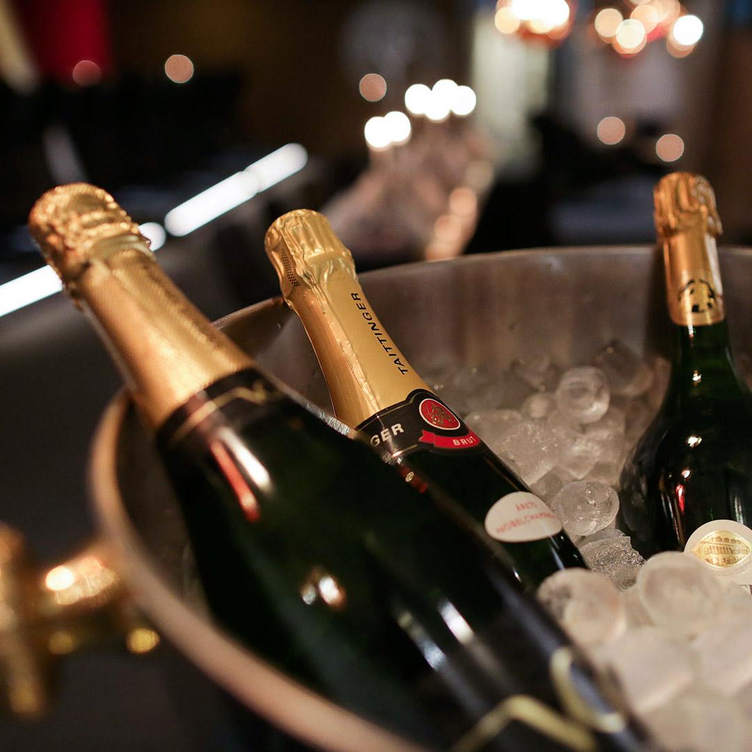 Champagnebaren