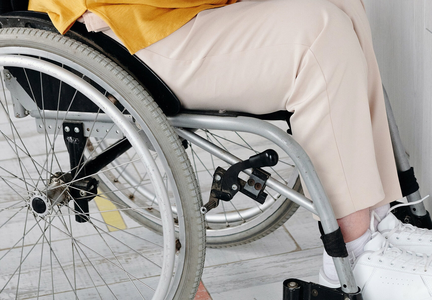 Tillgänglighet – rullstol