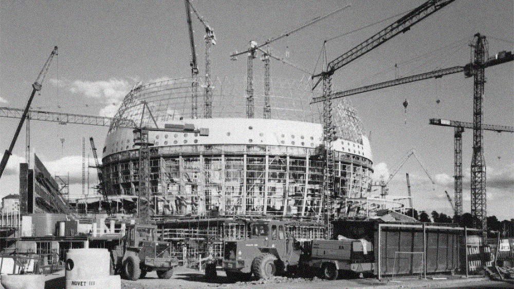 Rekordsnabbt bygge
